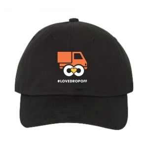 Food Related Love Drop Off Hat