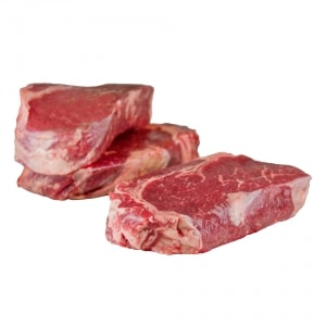 Black Angus Ribeye Portions 100% Grass Fed Frozen by Silver Fern