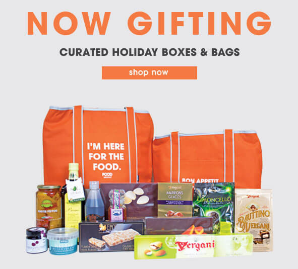 curated gift boxes and bags