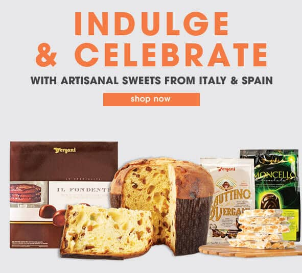 indulge in artisanal sweets